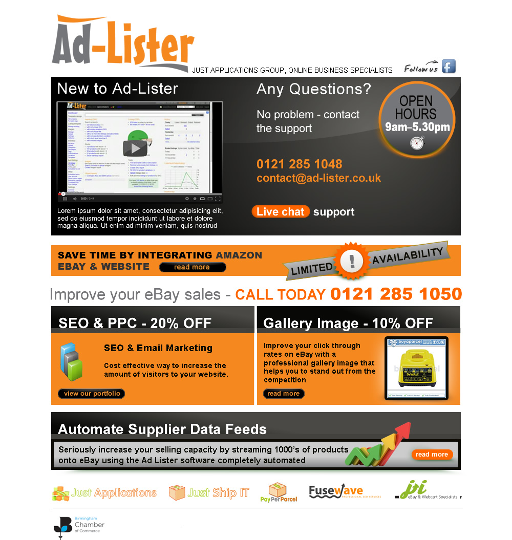 To update your Photobucket images from Ad-Lister