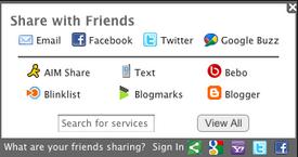 13 share button