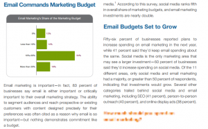 8.email marketing