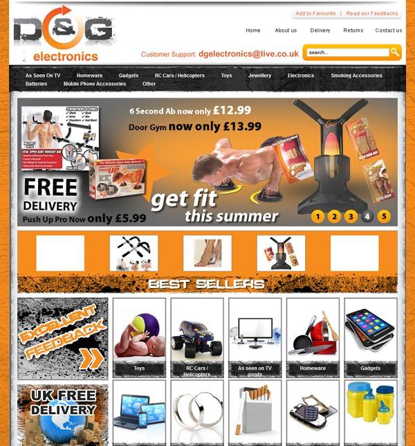 D&G electronics