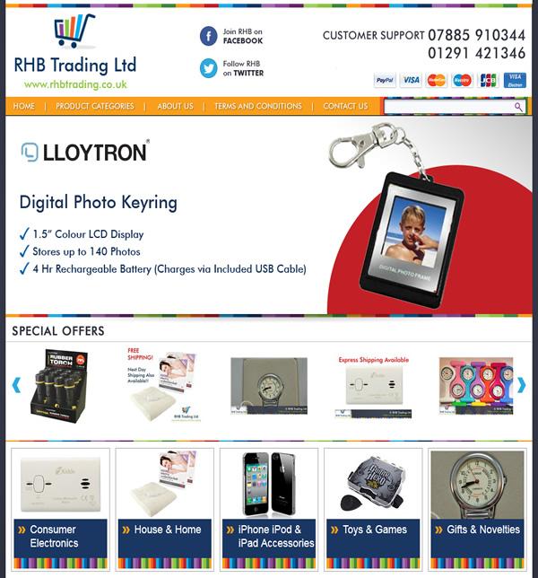 RHB Trading Ltd