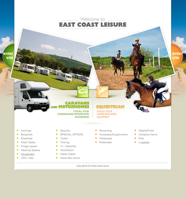 East Coast Leisure
