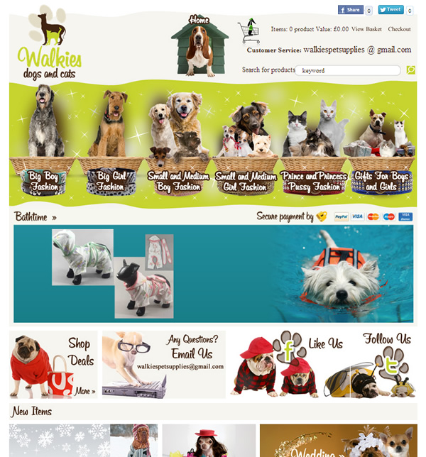 Walkies Pet Supplies