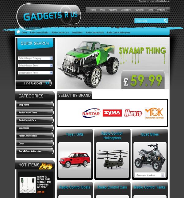Gadgets R Us