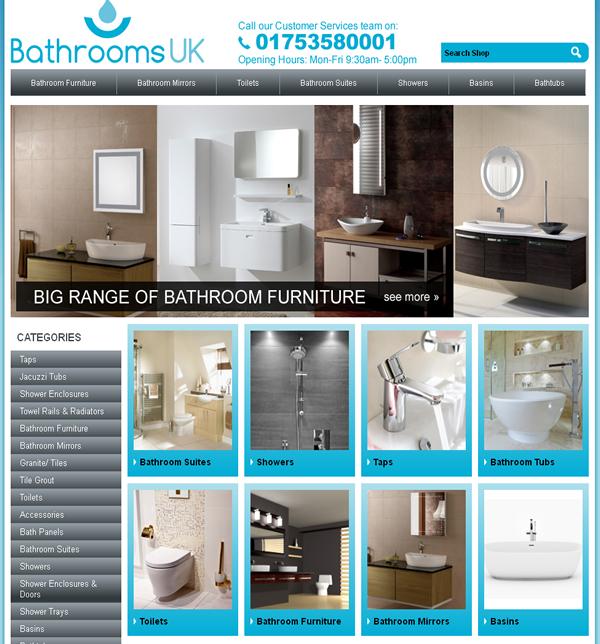Bathrooms UK