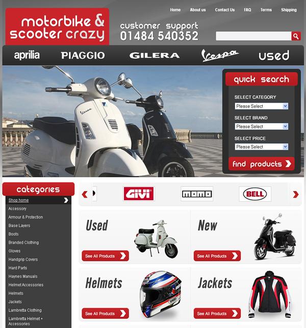 Motorbike & Scooter Carzy