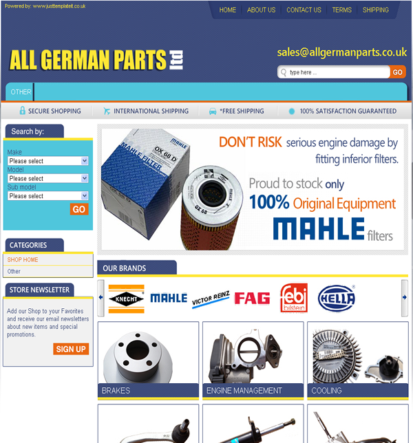 All German Parts