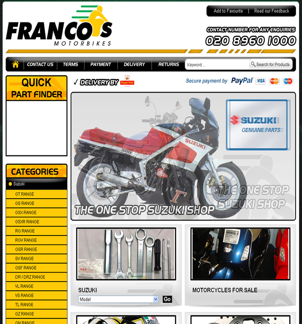 Francos Motorbikes