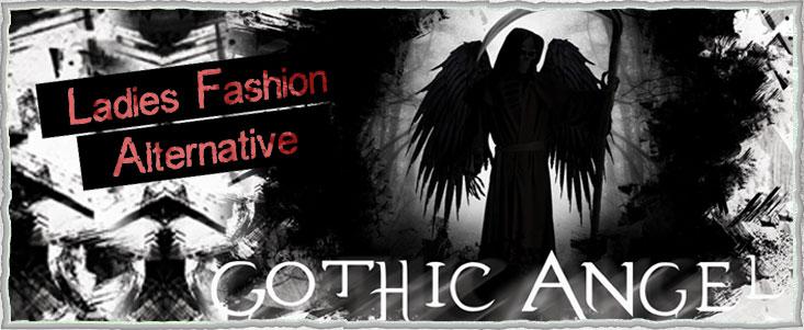 Gothic Angel Clothing