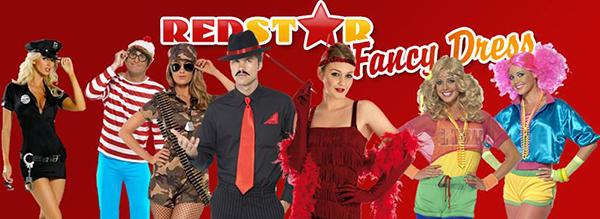 Redstar Fancy Dress