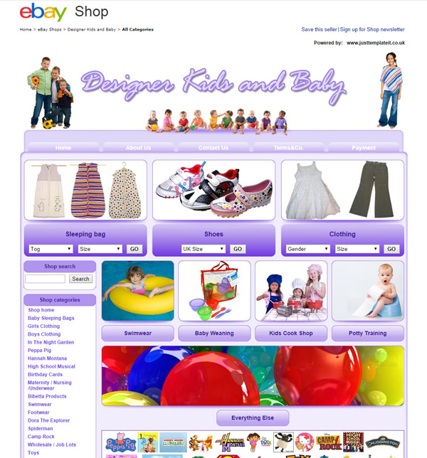 Designer Kids and Baby