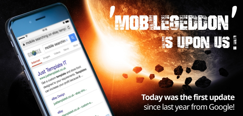 MOBILEGEDDON What's all the fuss about?