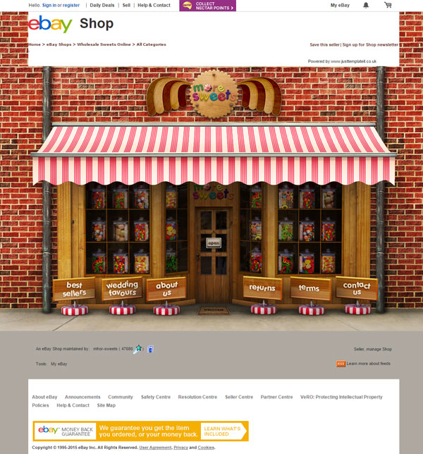 Wholesale Sweets Online