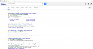 Google has remove the right side adverts in favour of only 4 above the fold adverts