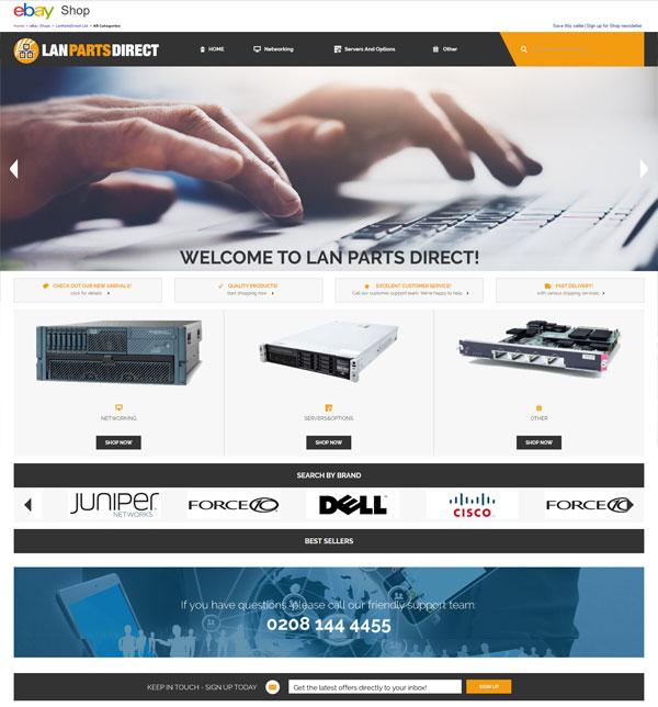 Lan Parts Direct Ltd