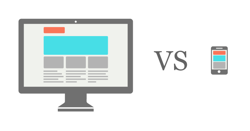 Mobile-friendly vs. responsive websites