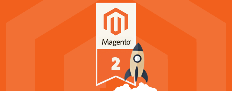 launching a magento website