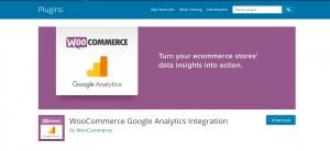 woocommerce plugin google analytics