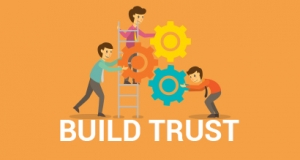 building trust with a brand
