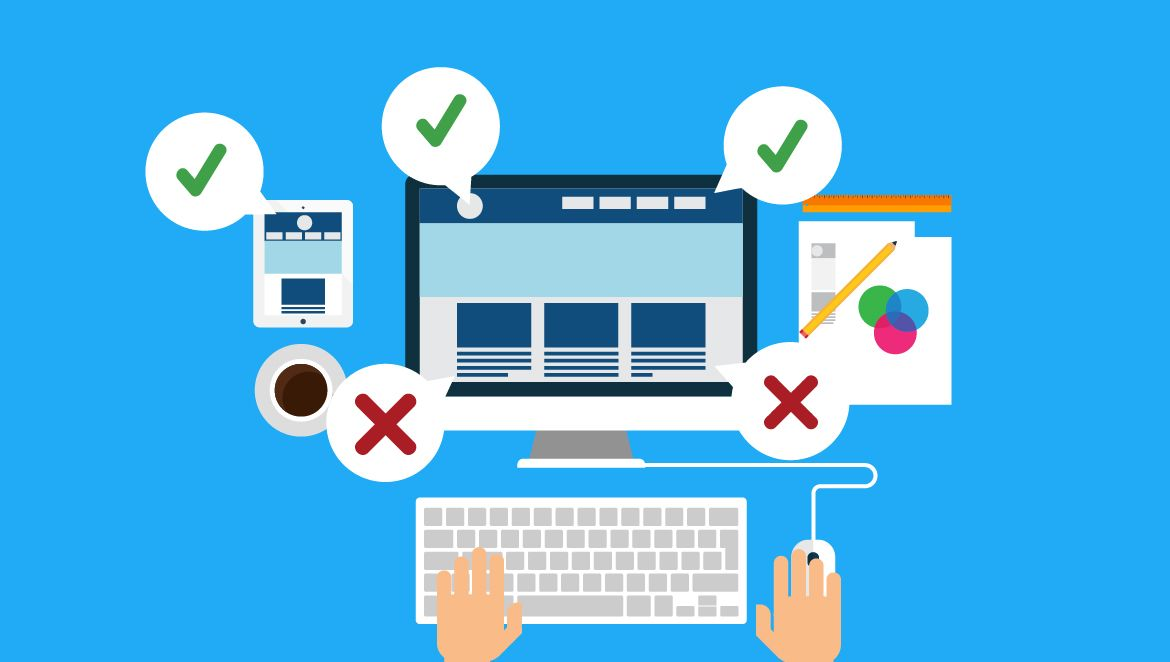 Website design mistakes to avoid in 2020