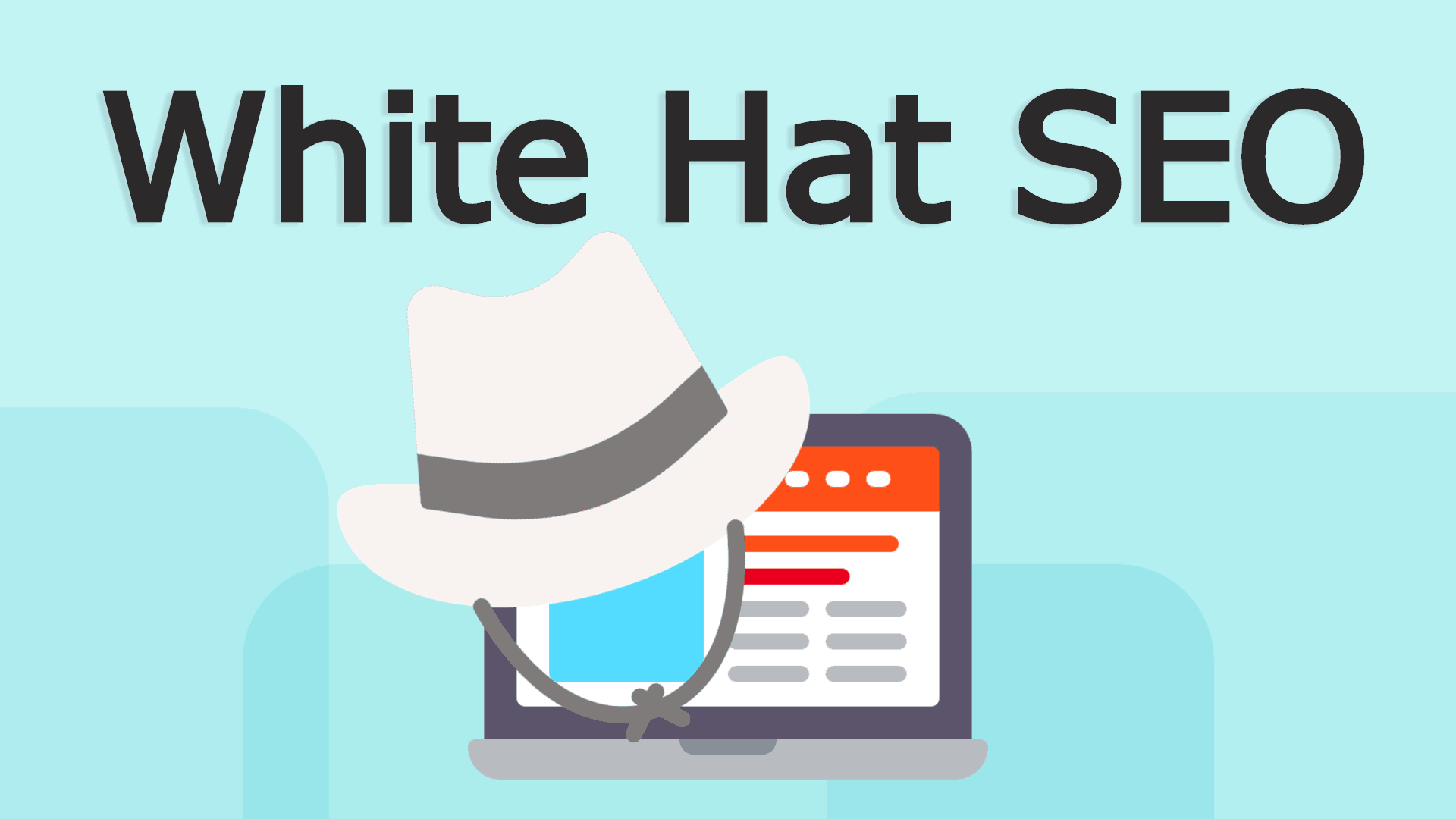 How can you increase web traffic using white hat SEO?